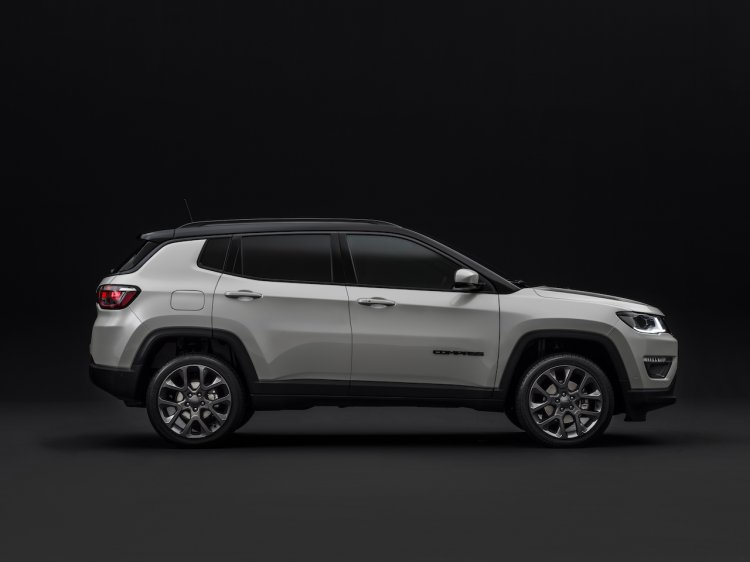 Jeep Compass S Profile