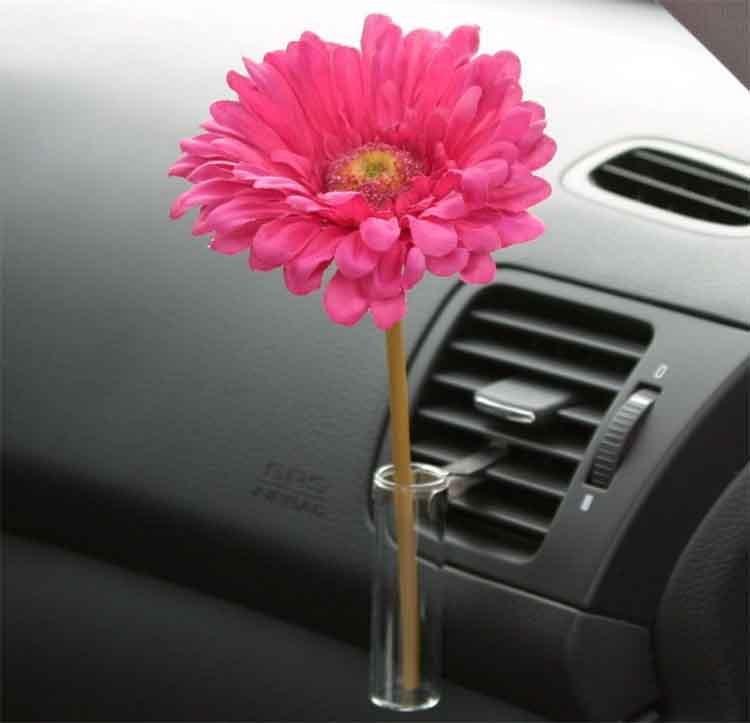 Volkswagen Beetle Bud Vase