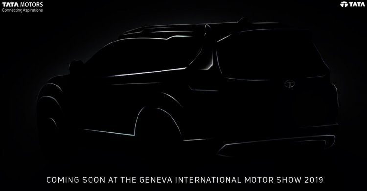 Tata H7x Concept Teaser