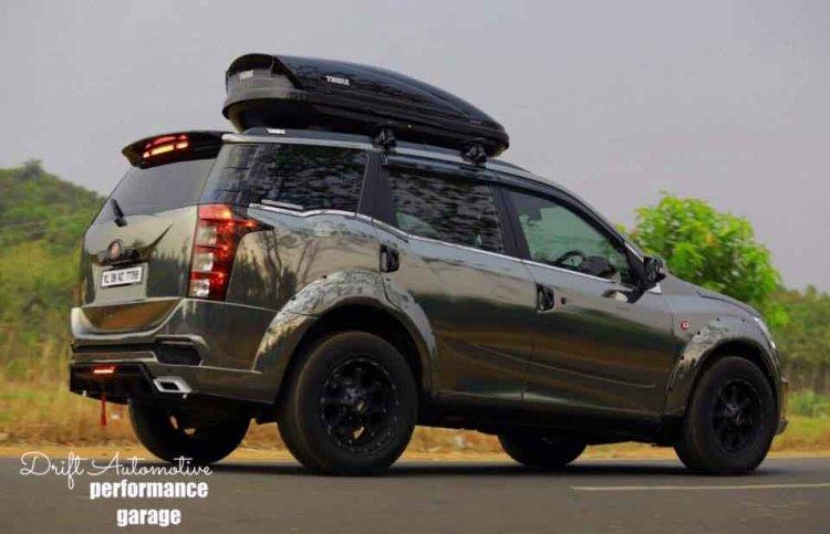 Touring Ready Modified Mahindra Xuv500