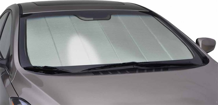 Car Sunshade Reflector Image 1