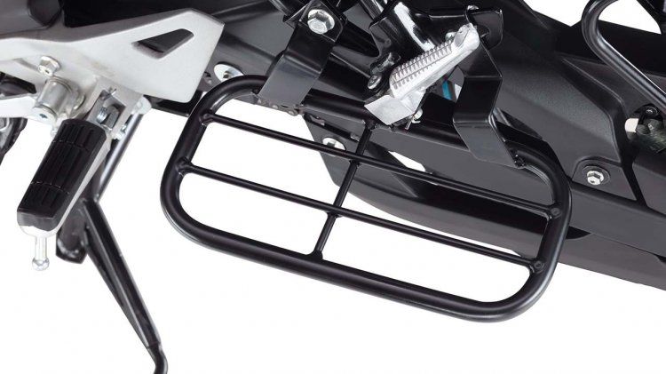 Yamaha Fz Accessories Footrest