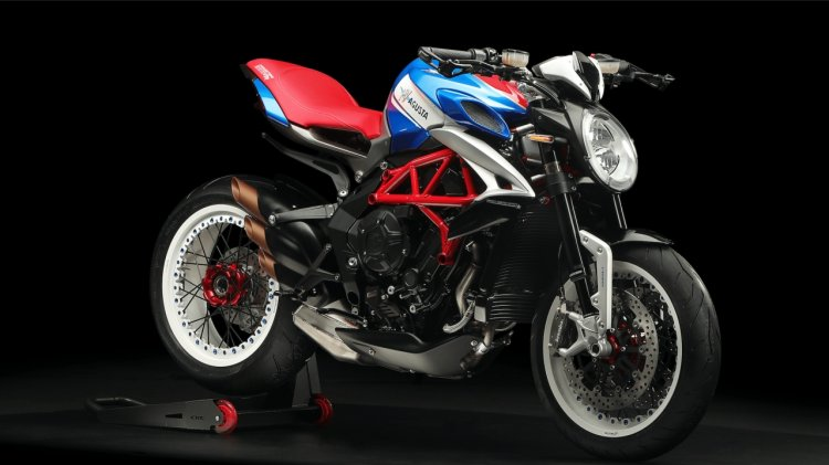 MV Agusta Brutale 800 RR America right front