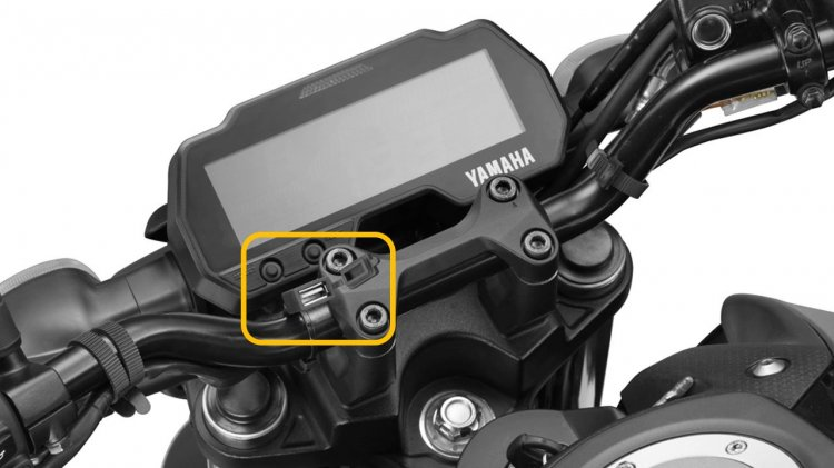 Yamaha Mt 15 Accessories Usb