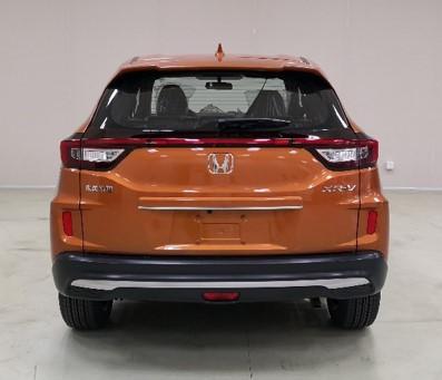 2019 Honda Xr V Facelift Rear