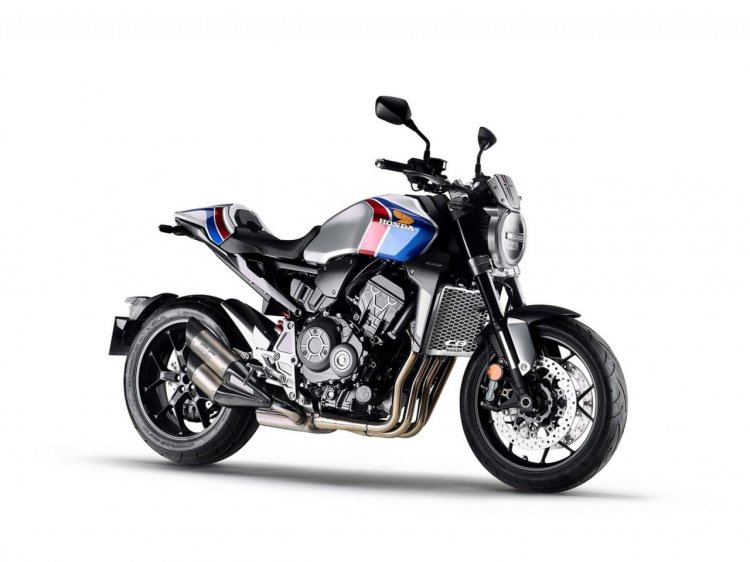 2019 Honda Cb1000r Plus Limited Edition Right Fron