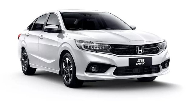 Honda Envix Front Three Quarters Right Side