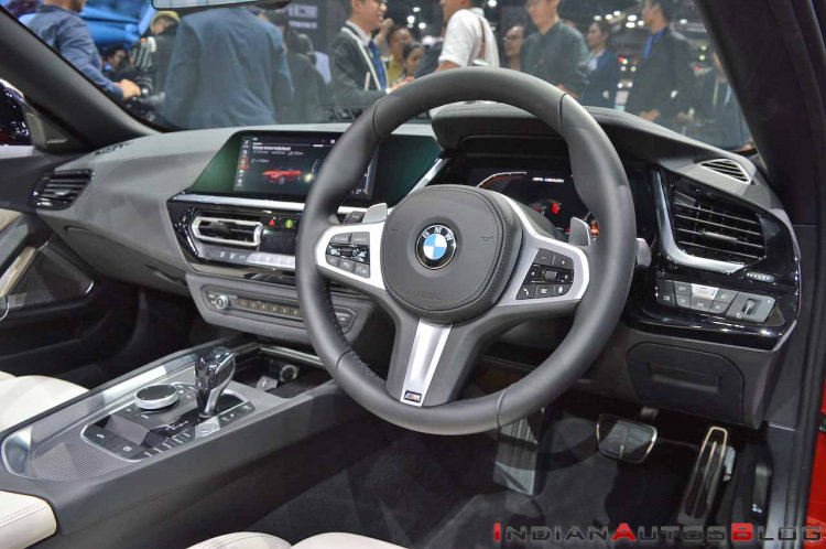 2019 Bmw Z4 Bims 2019 Images Interior Dashboard