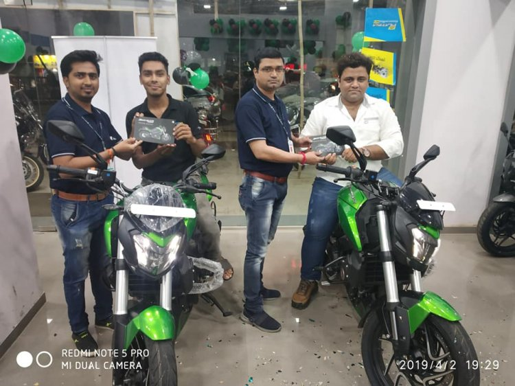 2019 Bajaj Dominar Deliveries Commence 3