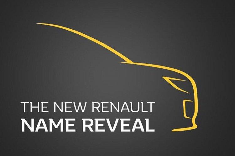 Renault Triber Teaser Image