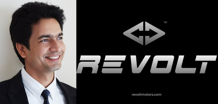 Revolt Motors Rahul Sharma Featured Image
