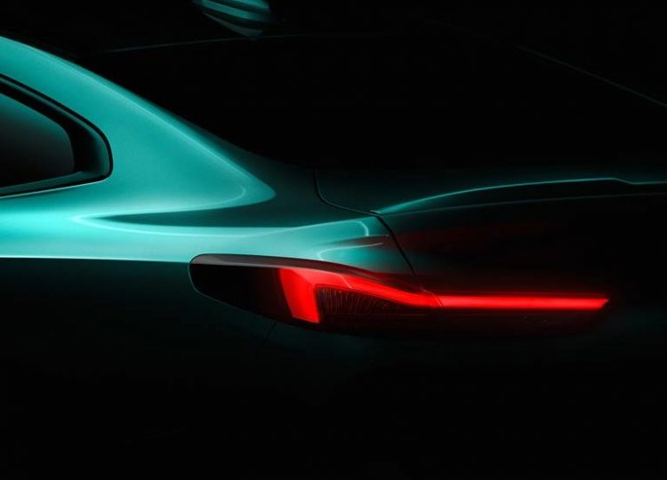 Bmw 2 Series Grancoupe Teaser