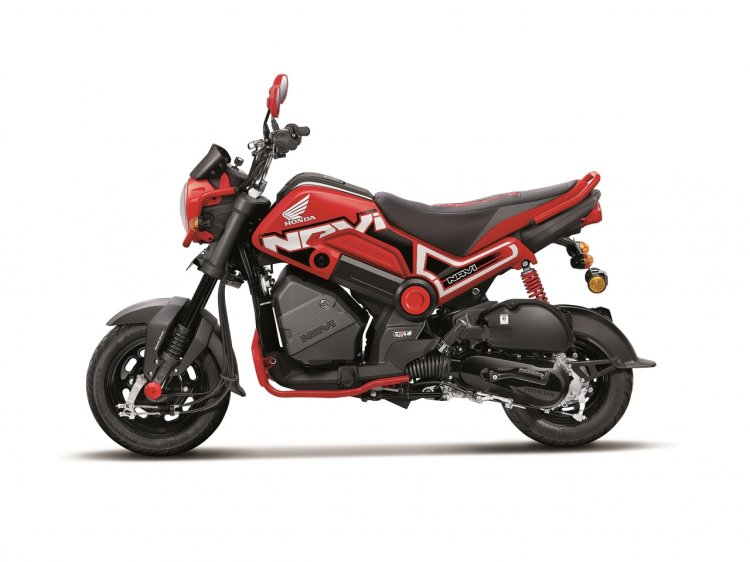 Honda Navi Cbs Launched In India