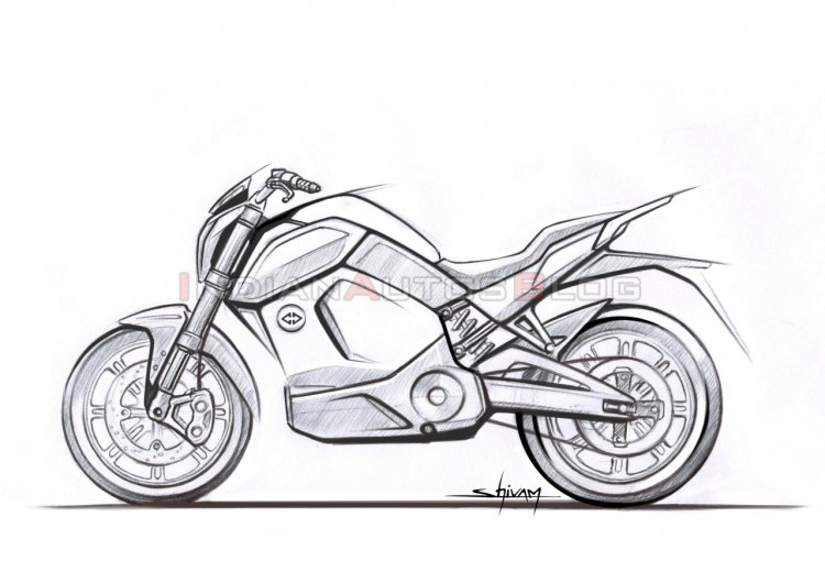 Revolt Intellicorp Reveals The Design Sketch Of It