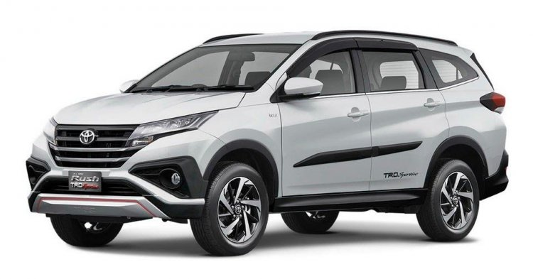 Toyota Rush SUV India launch