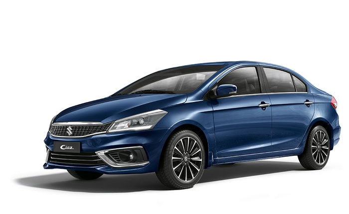 Best Sedan Under 10 Lakhs: Maruti Suzuki Ciaz