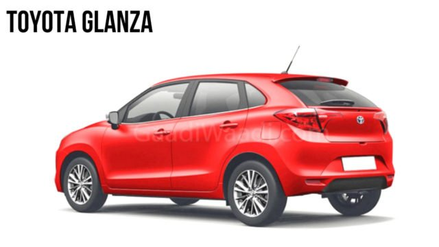 Toyota Glanza launch - Toyota Rebadged Baleno India Launch