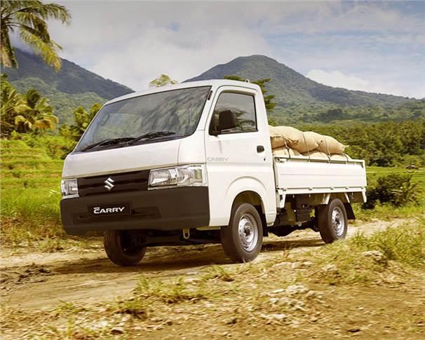 New Suzuki Carry