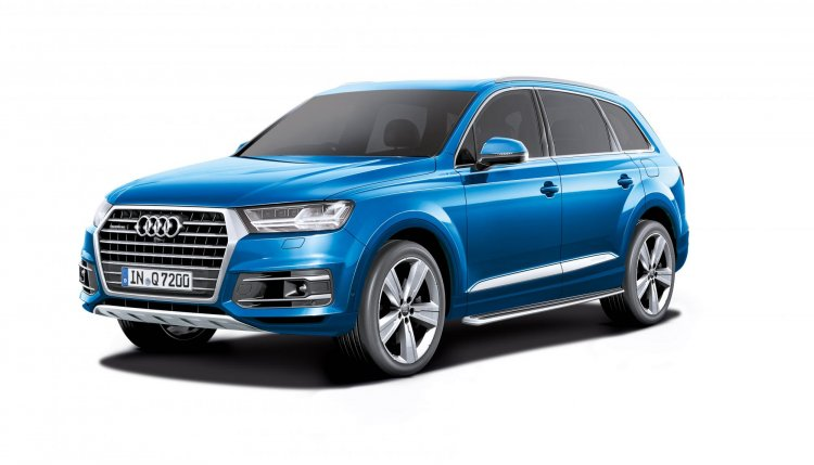 Audi Q7 Luxury Edition