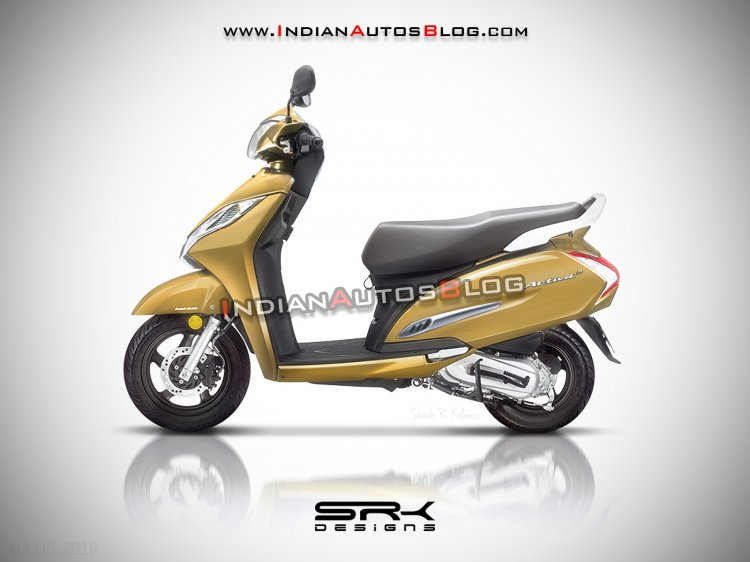 Honda Activa 6g 2019 Updated