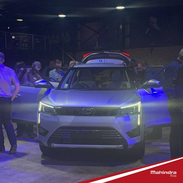 Mahindra Xuv300 South Africa Dealer Preview