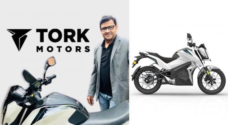 Roy Kurian Head Of Sales And Marketing Tork Motors