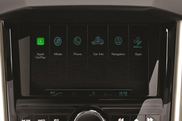 Mahindra Xuv500 Apple Carplay