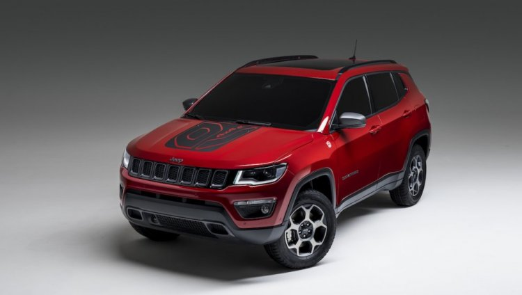 Jeep Compass Trailhawk New