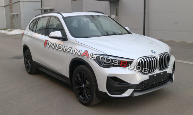 2019 Bmw X1 Front