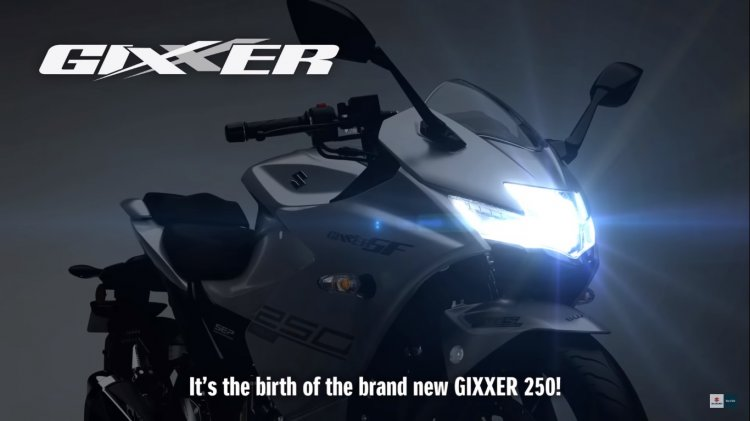 Suzuki Gixxer Sf 250 Spec Video Feature Image