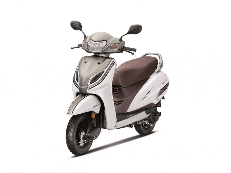 Honda Activa 5 G Limited Edition 2