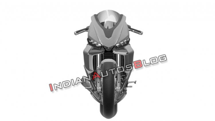 Aprilia Rs 660 Leaked Patents Front