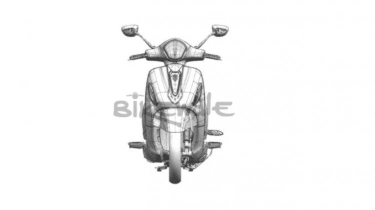 Bajaj Urbanite Sketch 1