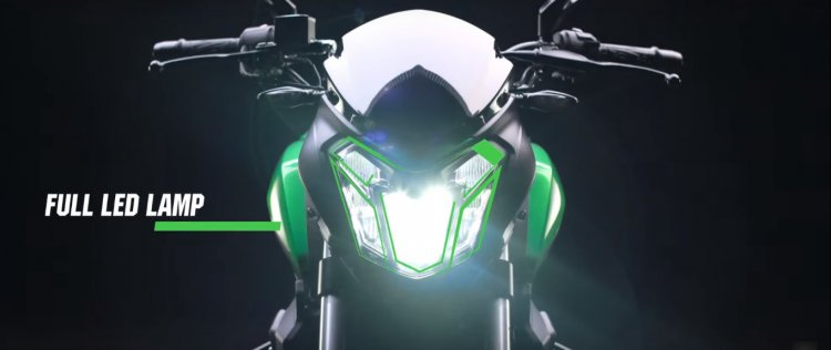 Bajaj Dominar 400 New Tvs Headlight