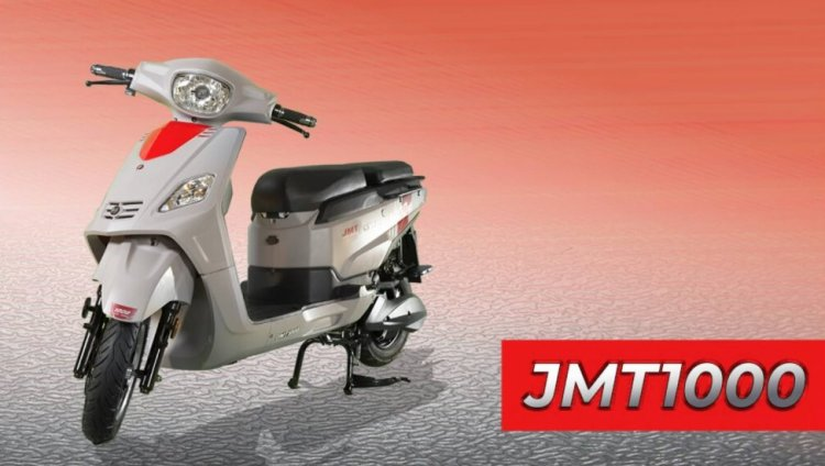 Sahara Jmt1000 Electric Scooter