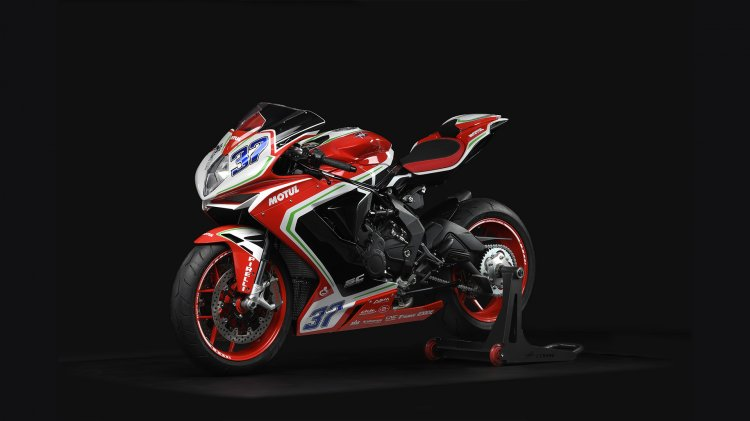 Mv Agusta F3 800 Rc Left Front Quarter