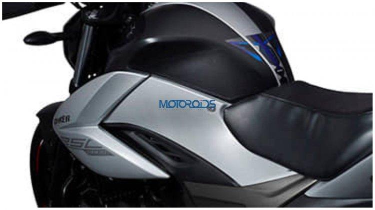 Suzuki Gixxer 250 Leaked Images Fuel Tank Top
