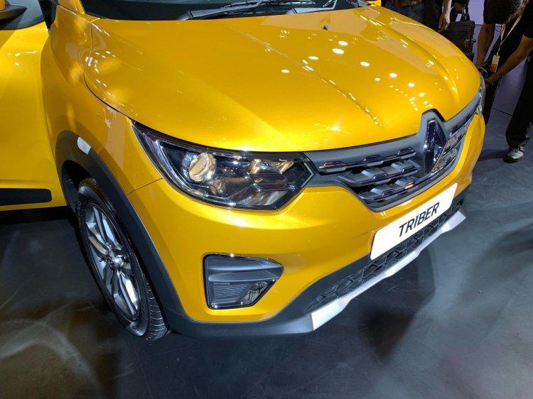 Renault Triber Bonnet