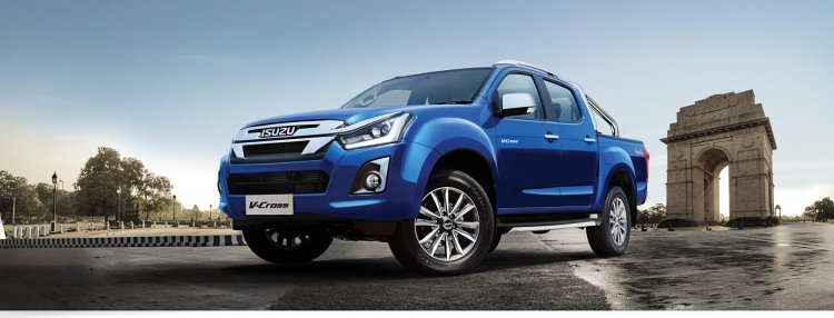 2019 Isuzu D Max V Cross Launch