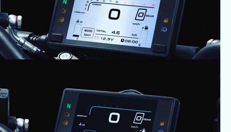 Cfmoto 300nk Instrumentation