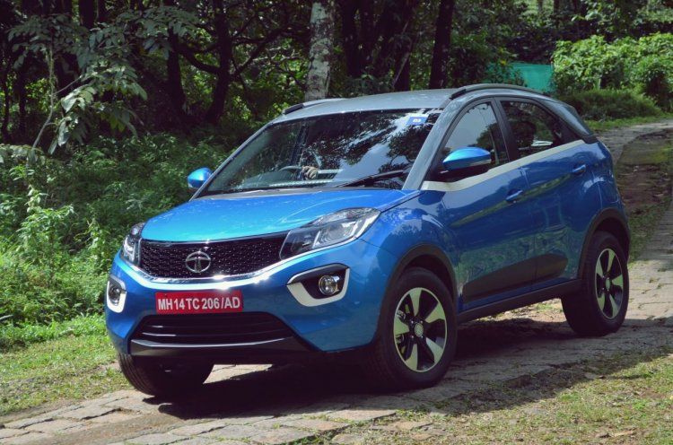 Tata Nexon Review Test Drive 28