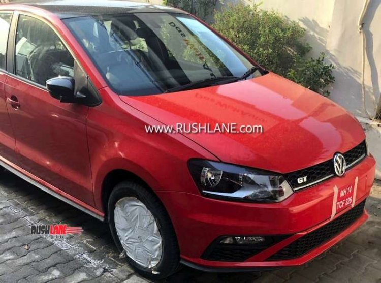 2019 Volkswagen Polo Spy