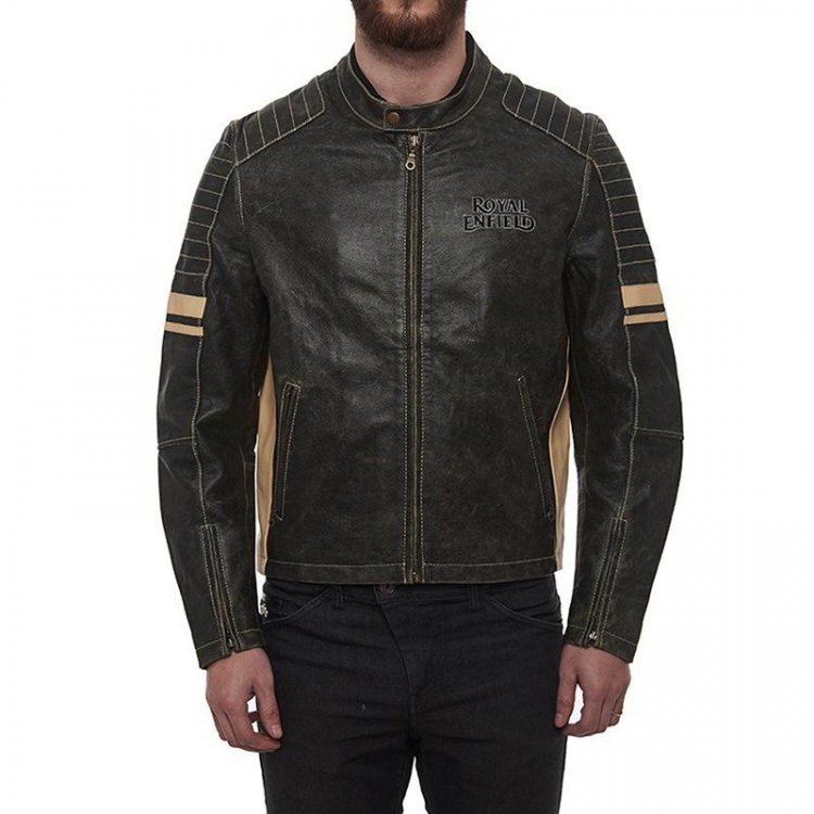 Royal Enfield Drifter V2 Jacket Black