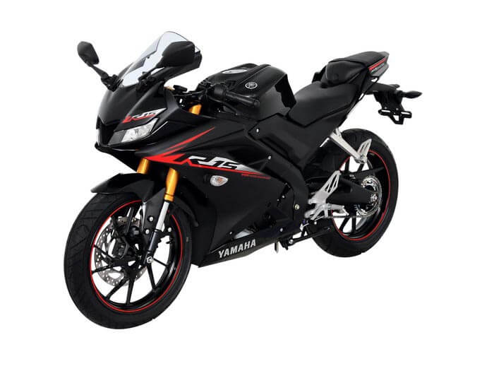 2019 Yamaha R15 V3 0 In Thailand Black