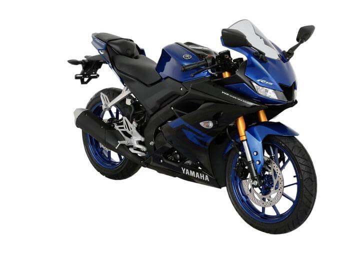2019 Yamaha R15 V3 0 In Thailand Blue