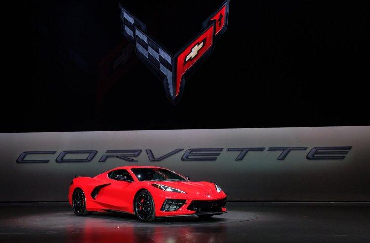 2020 Chevrolet Corvette Singray Reveal
