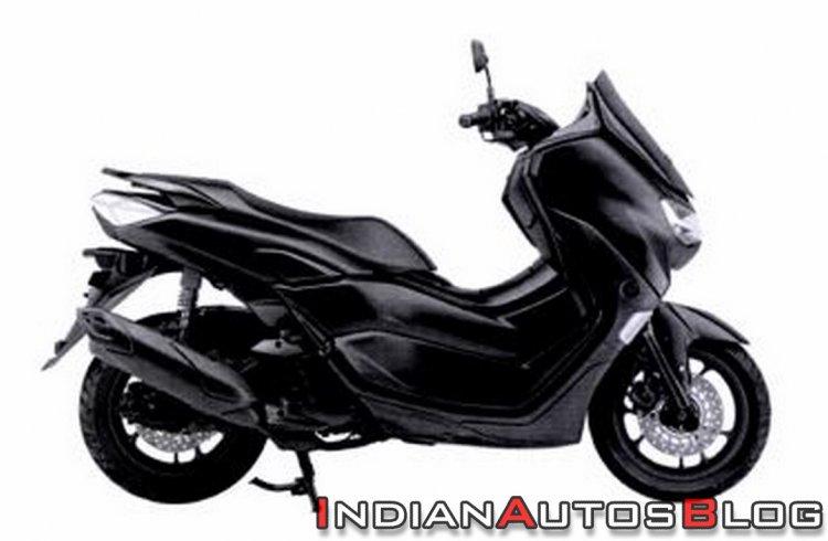 Yamaha Nmaxx 155 Update Side Profile Right