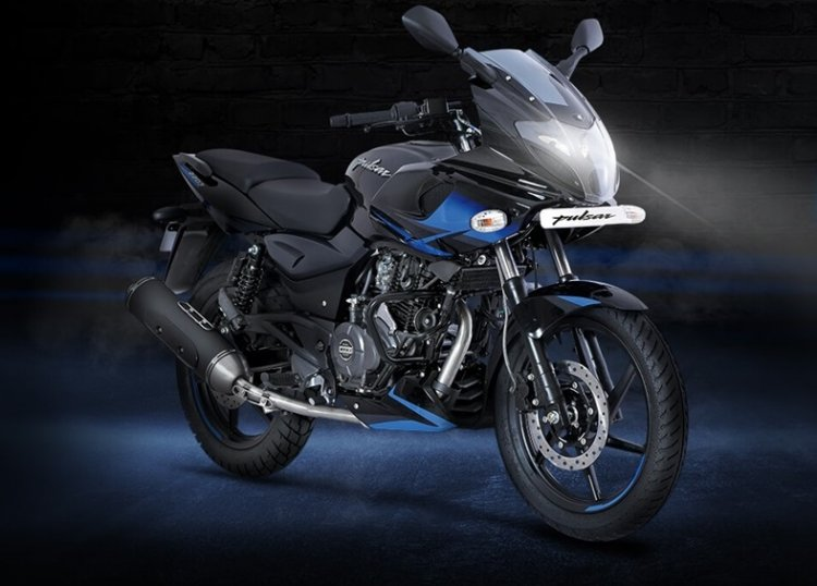 top-selling bikes in india Bajaj Pulsar 220f Cover