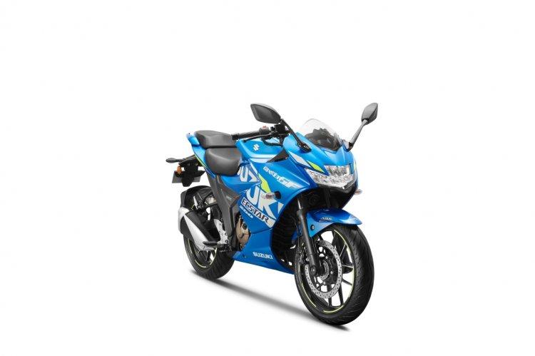 Suzuki Gixxer Sf 250 Motogp Edition Right Front Qu