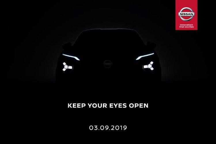Nissan Juke Teased
